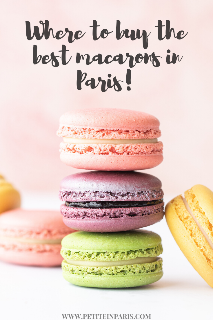 where to buy macarons in France