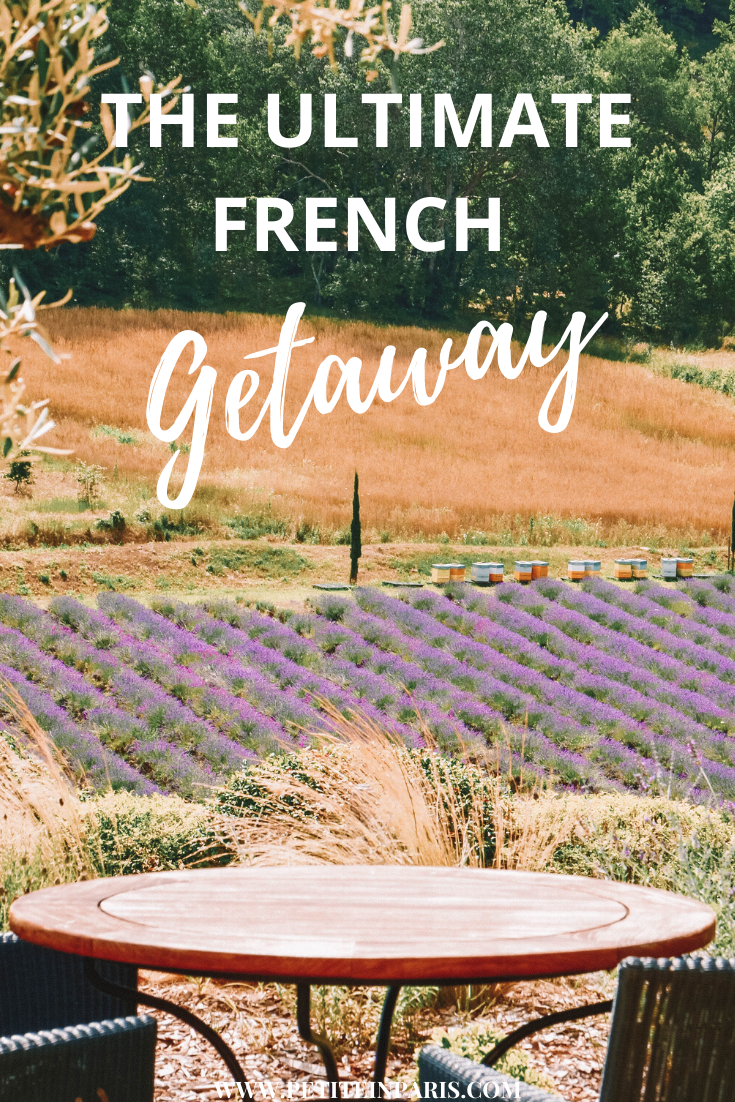 French getaway