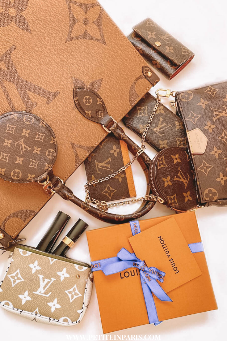 Louis Vuitton is cheaper in Paris
