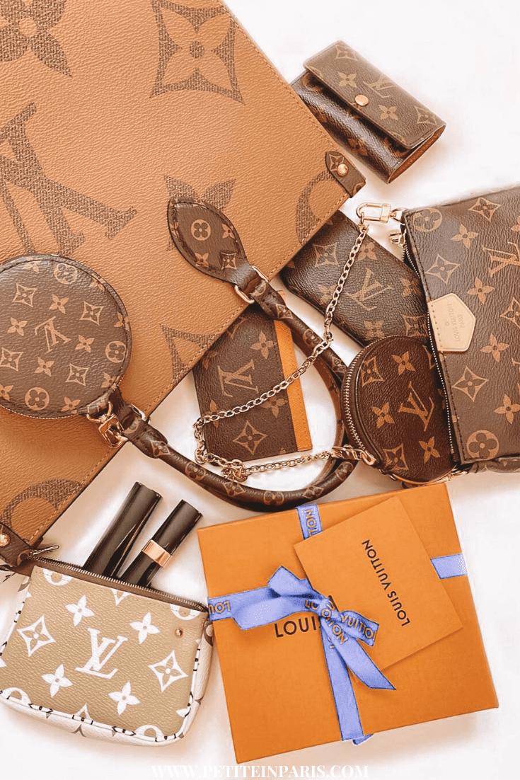 Louis Vuitton is cheaper in Paris