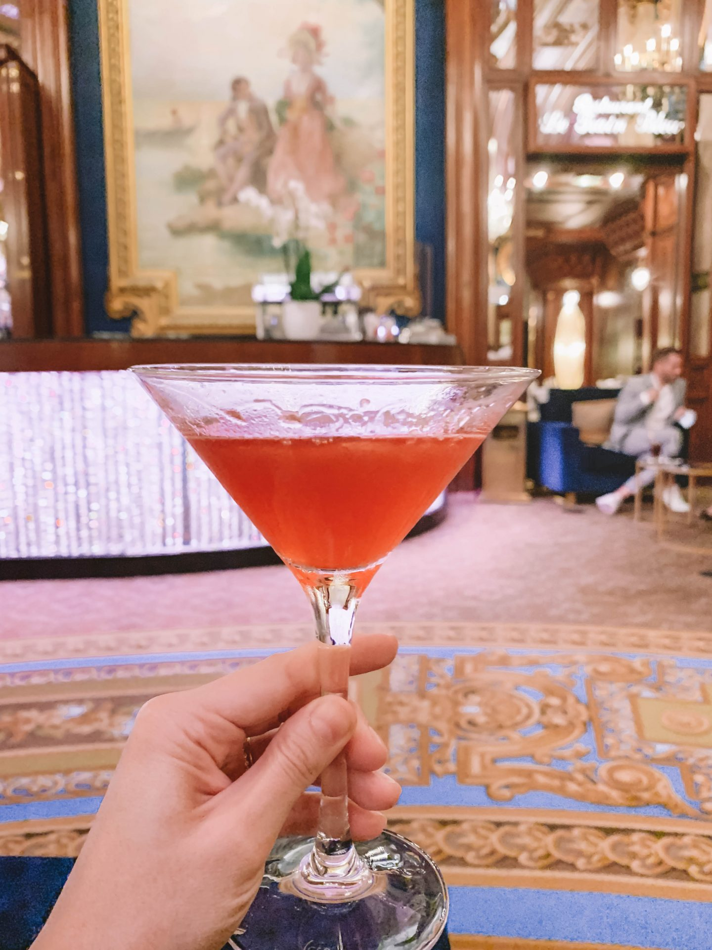 drink inside the monte carlo casino