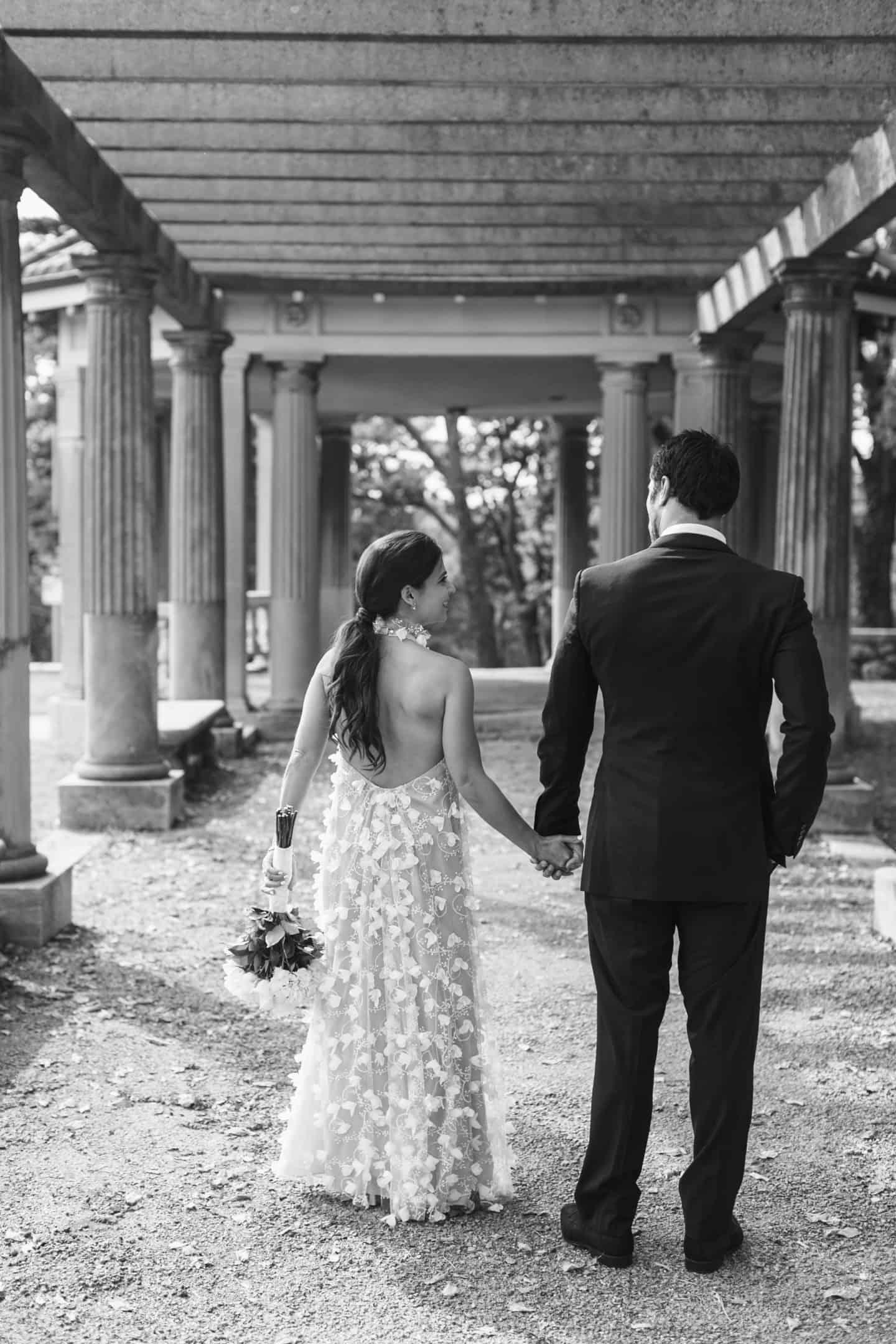 Kessler Park wedding