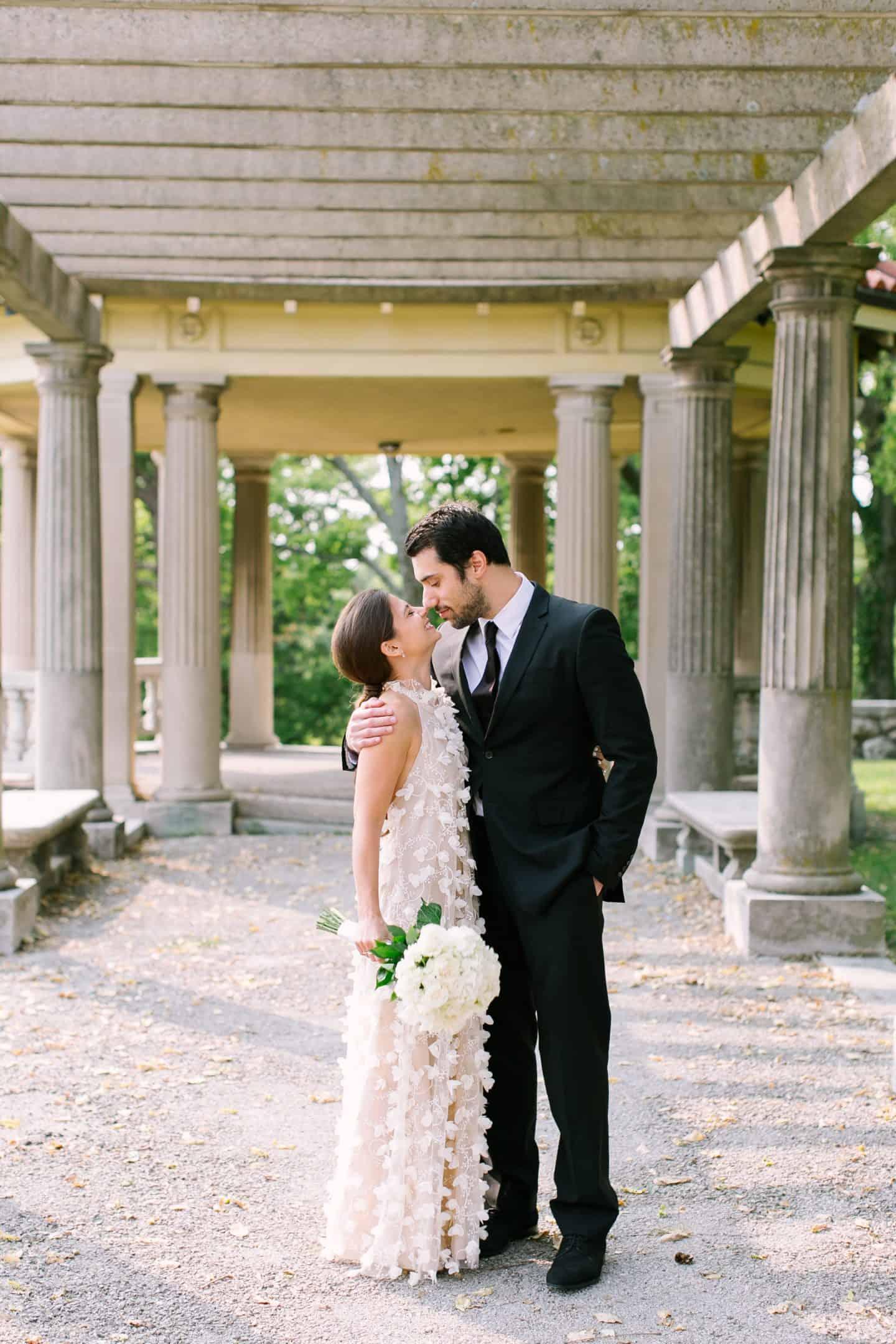 The concourse wedding location KC MO