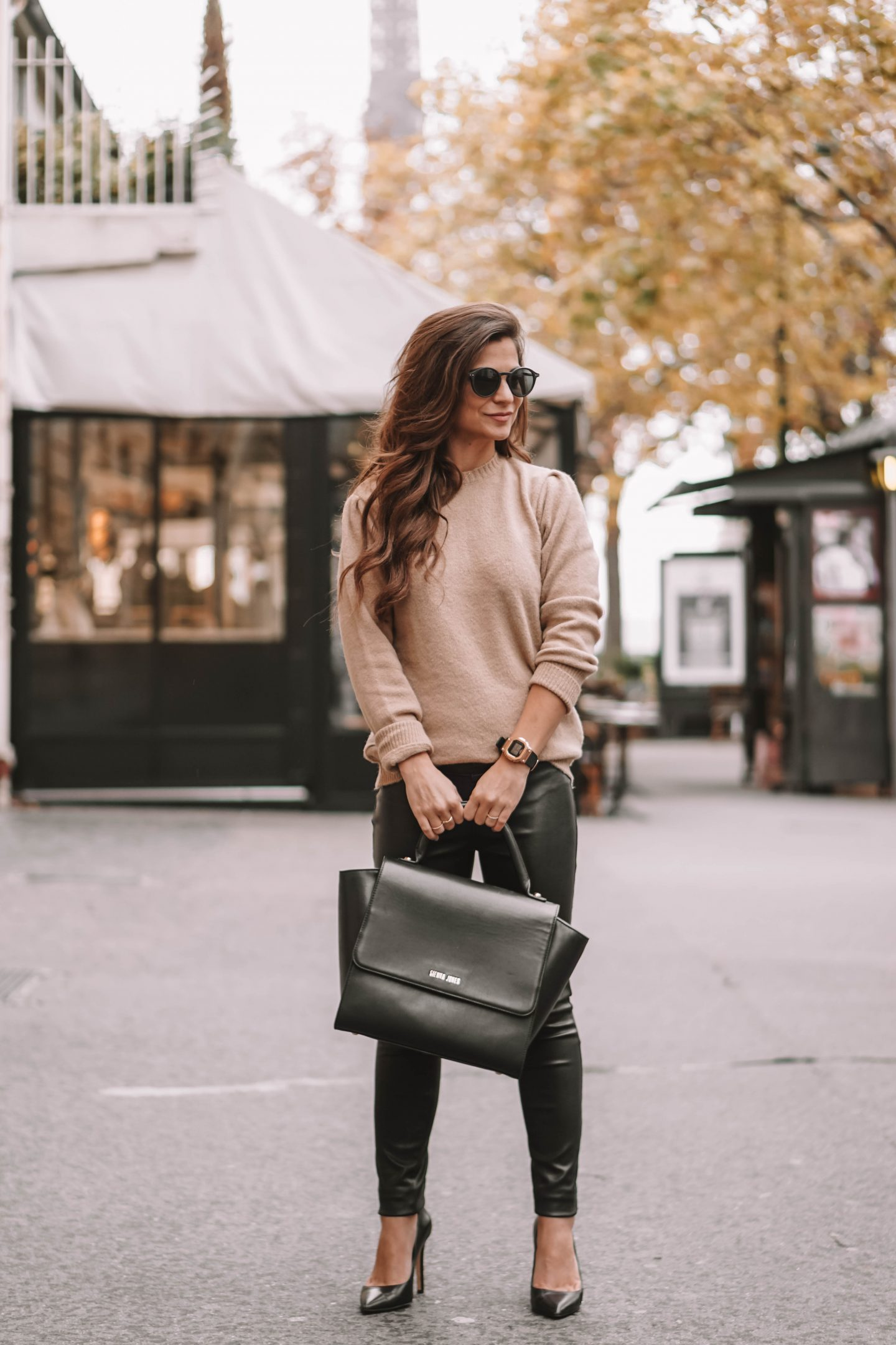 Fall fashion trends in Paris
