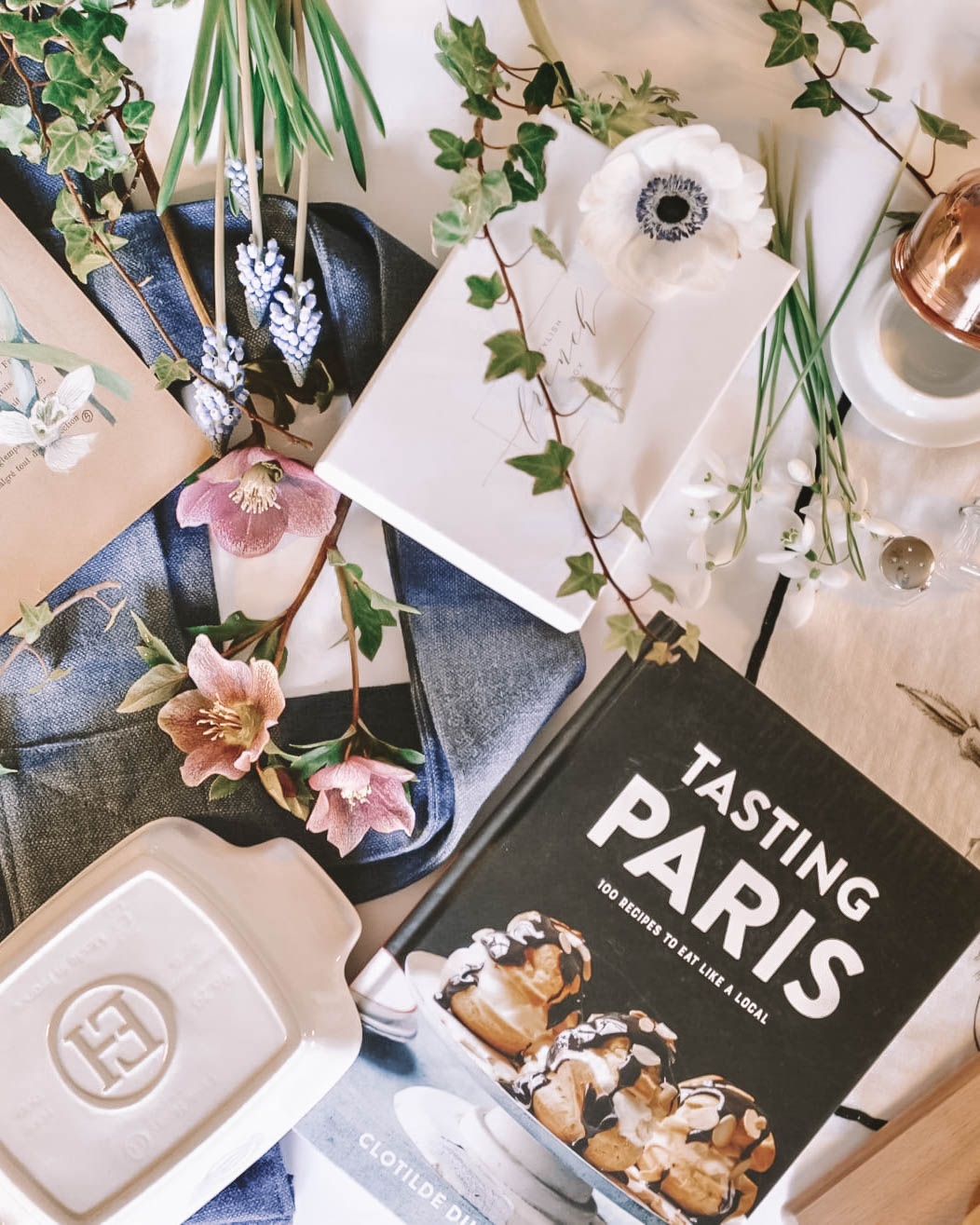 my stylish french subscription box in Paris