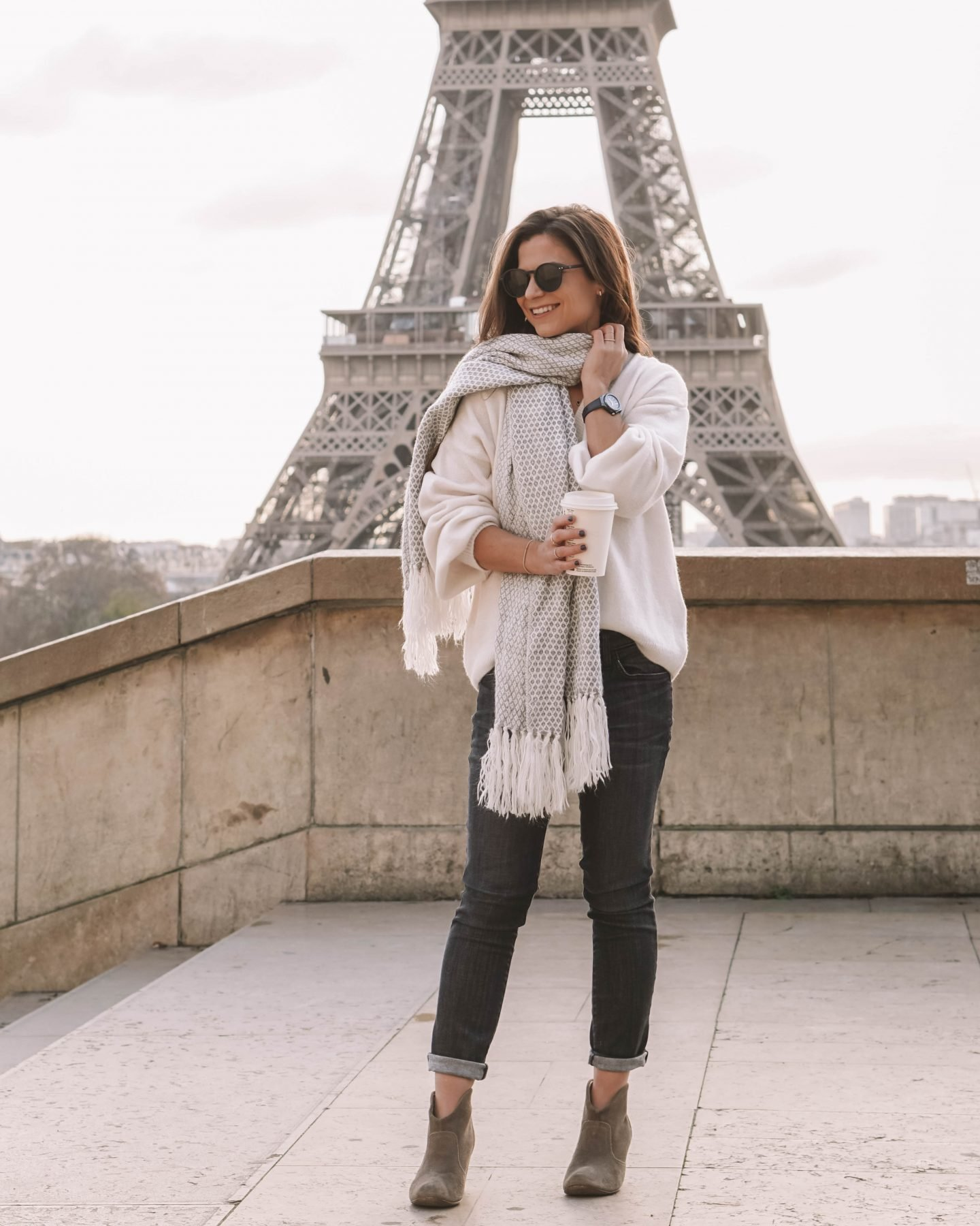 What to wear in Paris during the winter