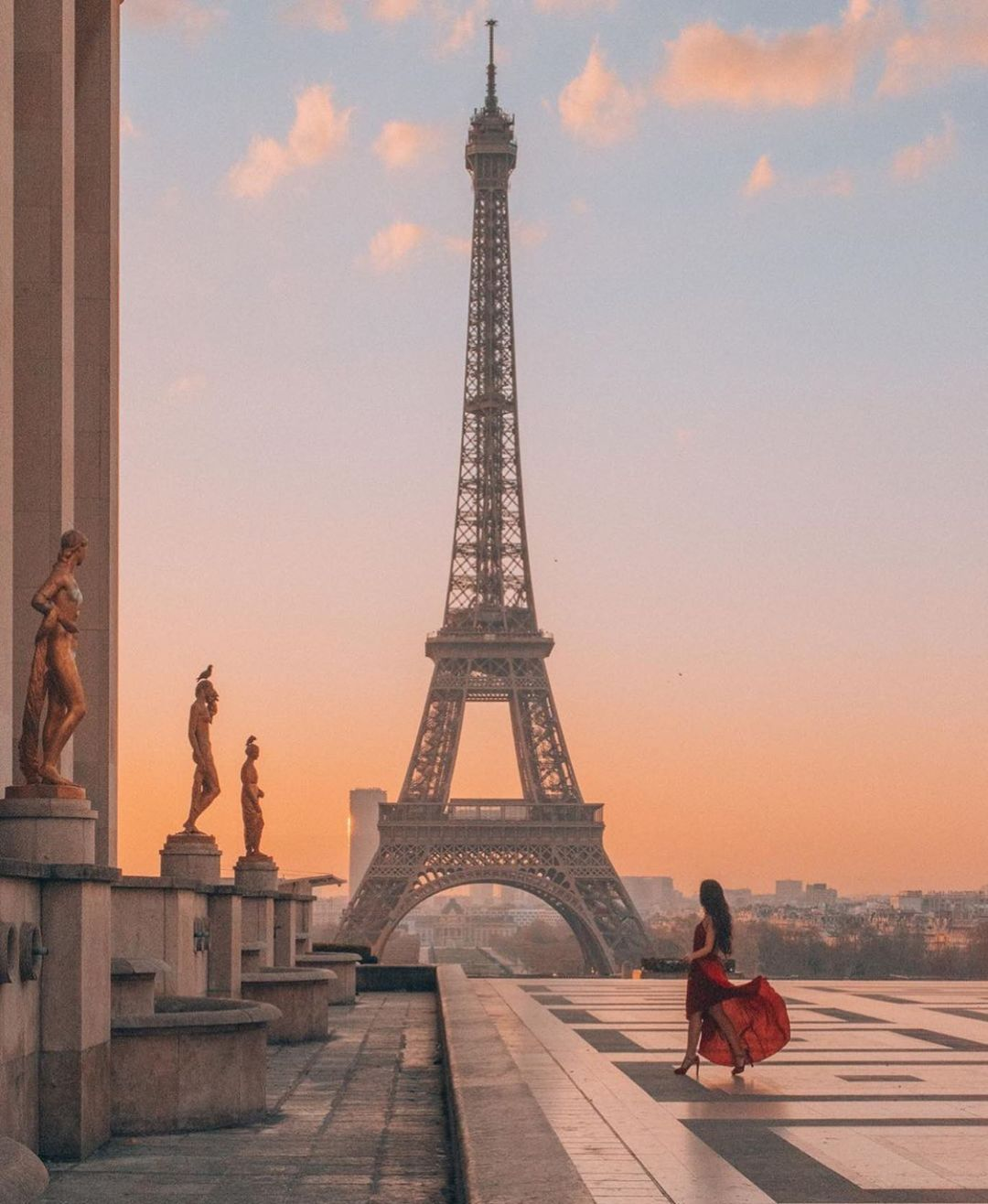 dancing in paris petiteinparis travel blogger