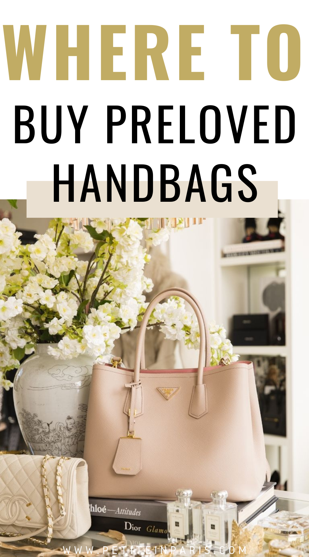 where to buy second hand bags and not get scammed