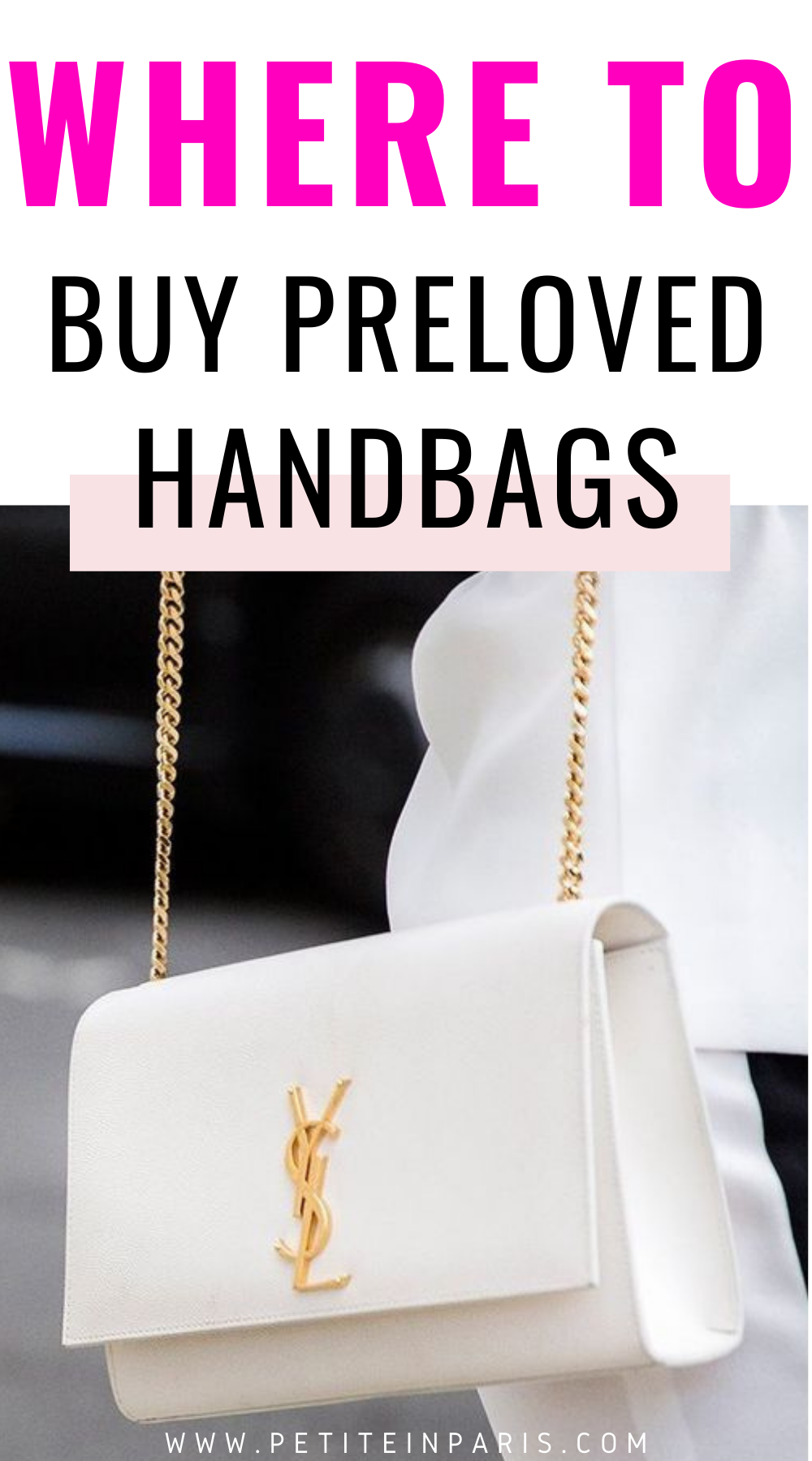 where to buy second hand bags paris blogger