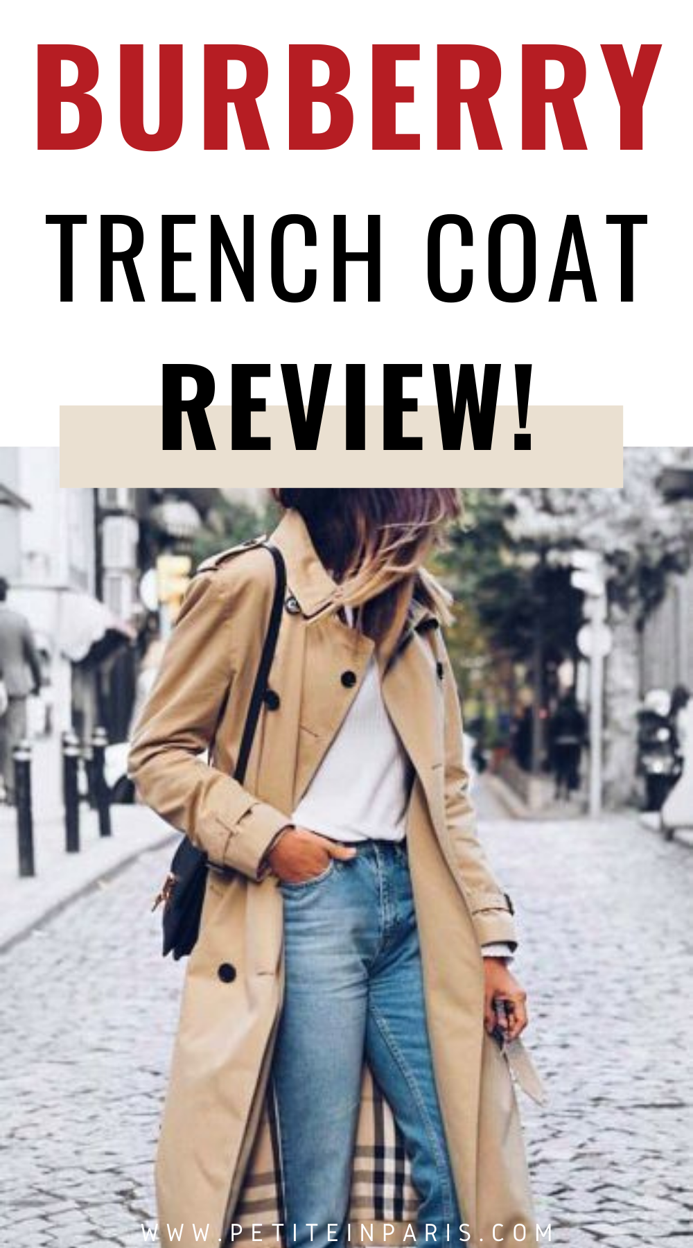 Burberry Trench Coat Review