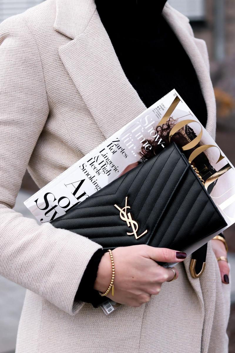 YSL close up where to buy second hand bags paris blogger