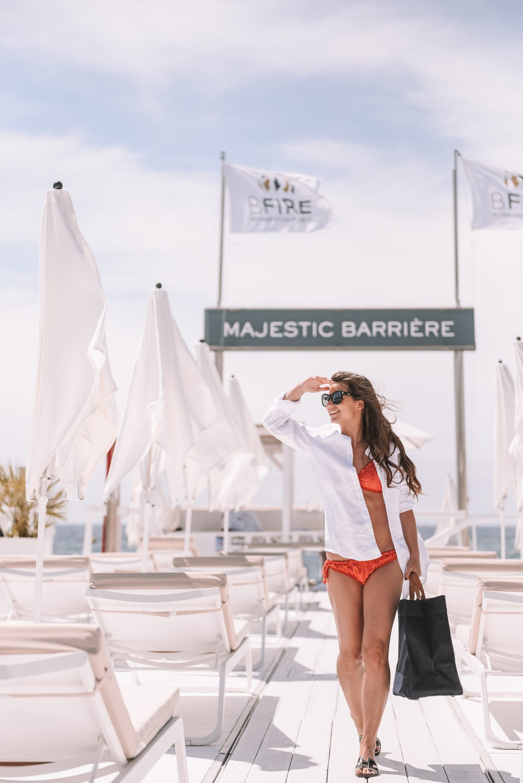 Hotel Majestic Private Beach Experience