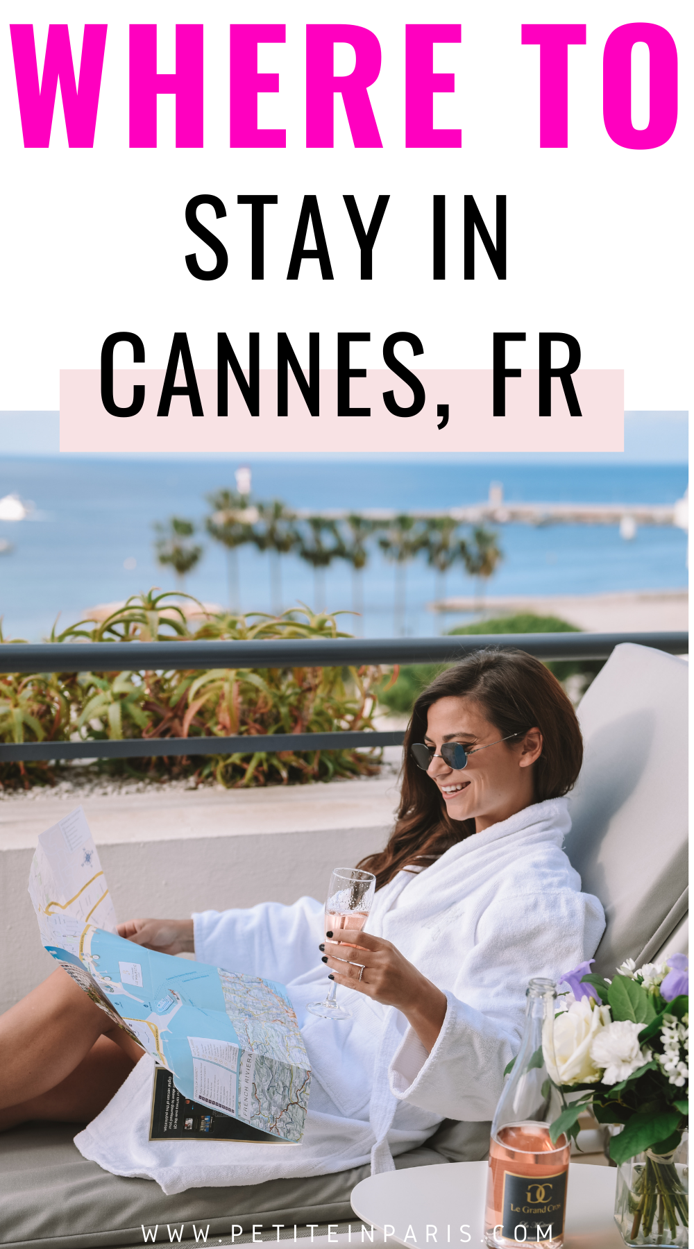 Where to stay in the south of France Cannes