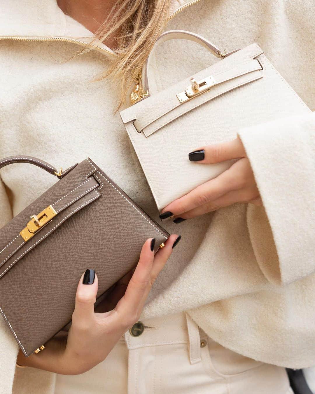 Hermes Kelly 20 Bags Sellier