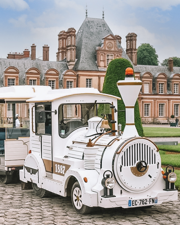 How to Travel to Fontainebleau