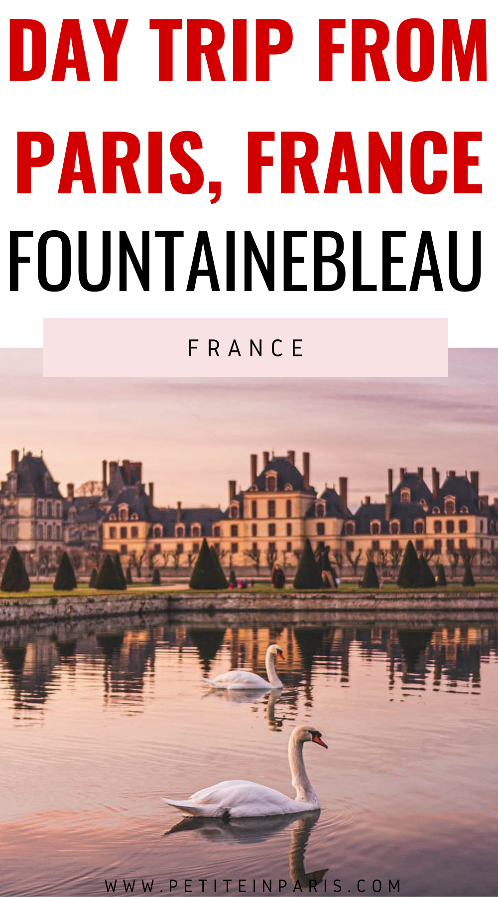 Is Fountainebleau france worth visiting
