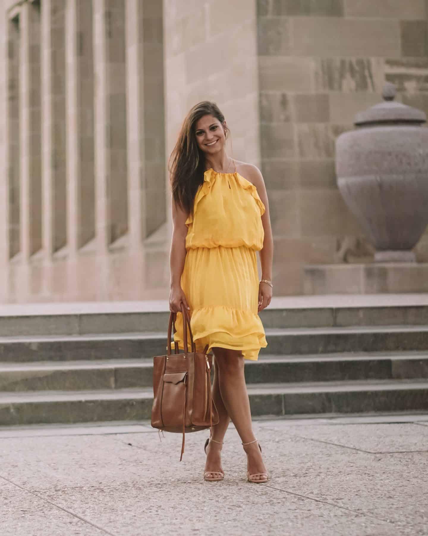 Rebecca Minkoff Brown Designer Tote Bag