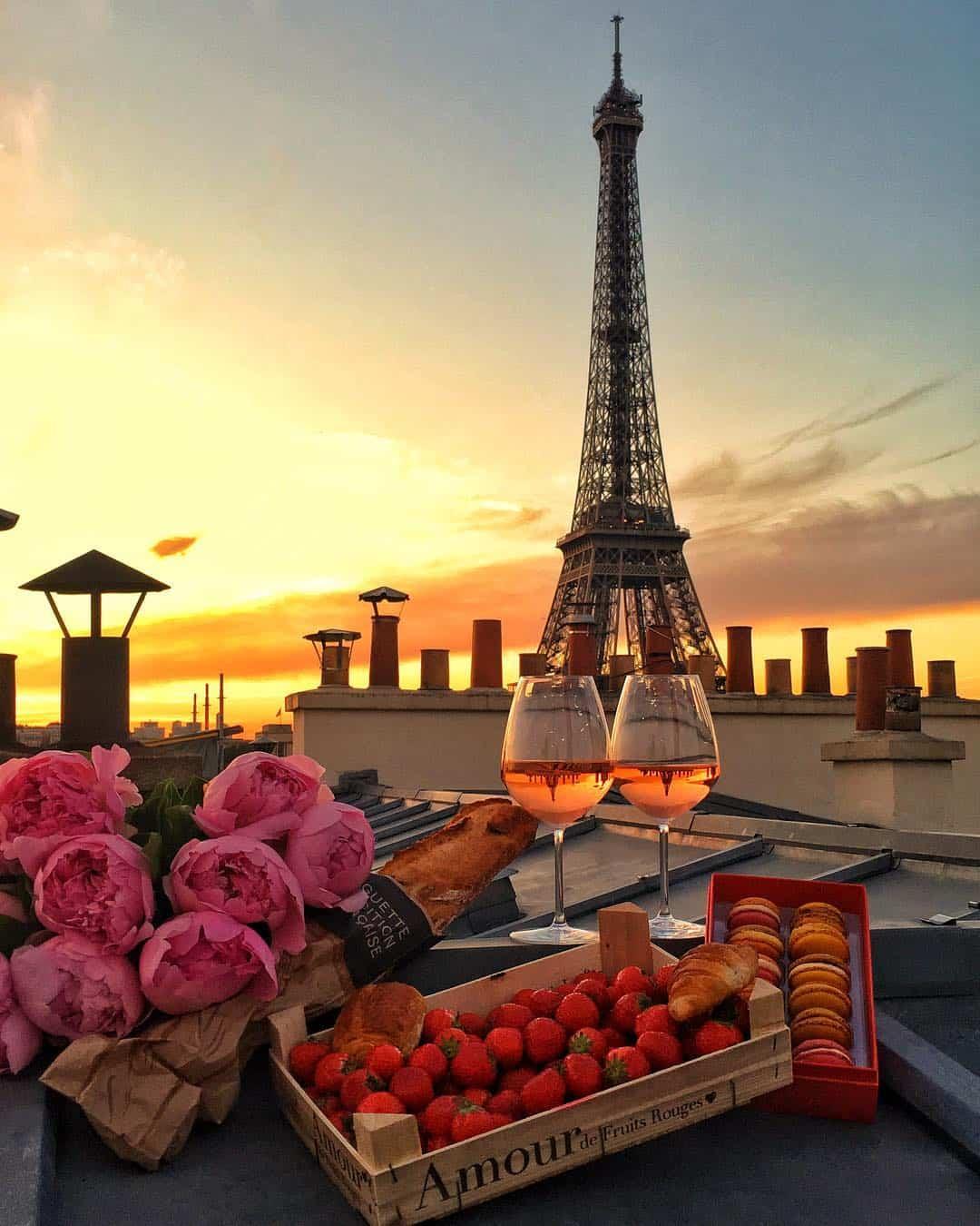 Best Rooftop Views in Paris of the Eiffel Tower