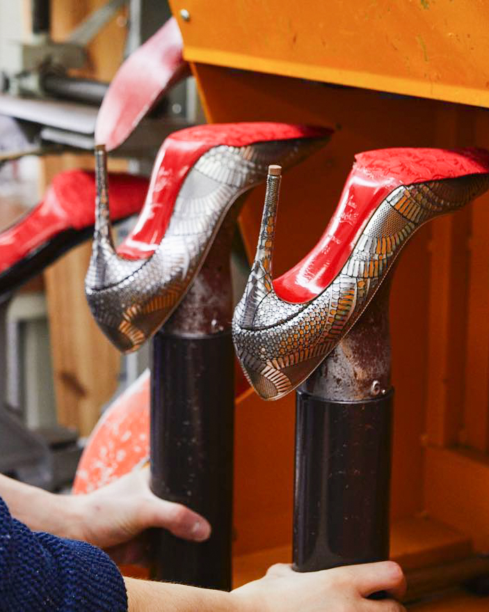 Where to get your christian Louboutin shoes repaired
