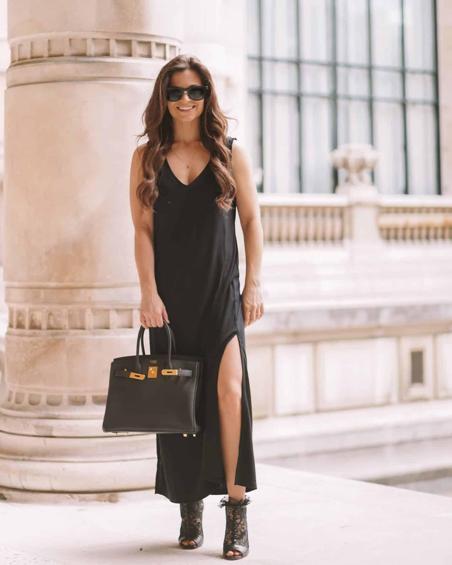 Black Hermes Birkin Togo Leather size 30 Review of the Hermes Birkin Bag