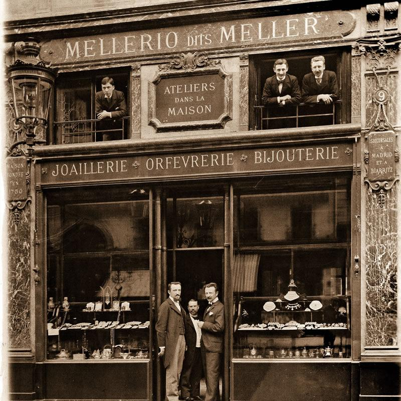 Mellerio family oldest jewelry house in Paris