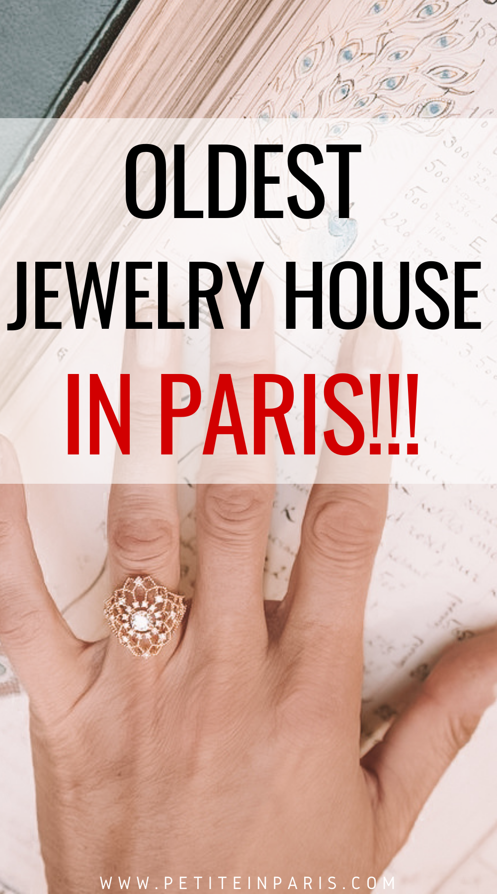 Discover the oldest Jewelry House in Paris