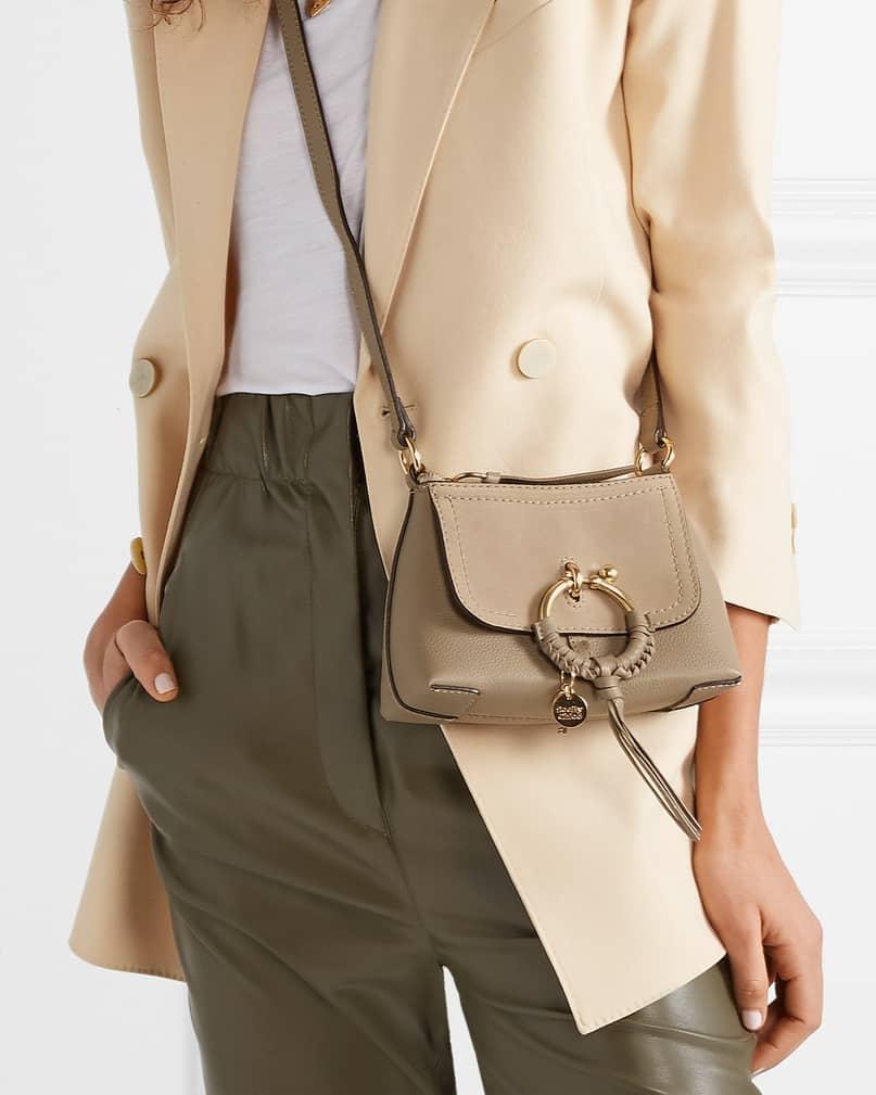 See Chloe Joan handbag styled