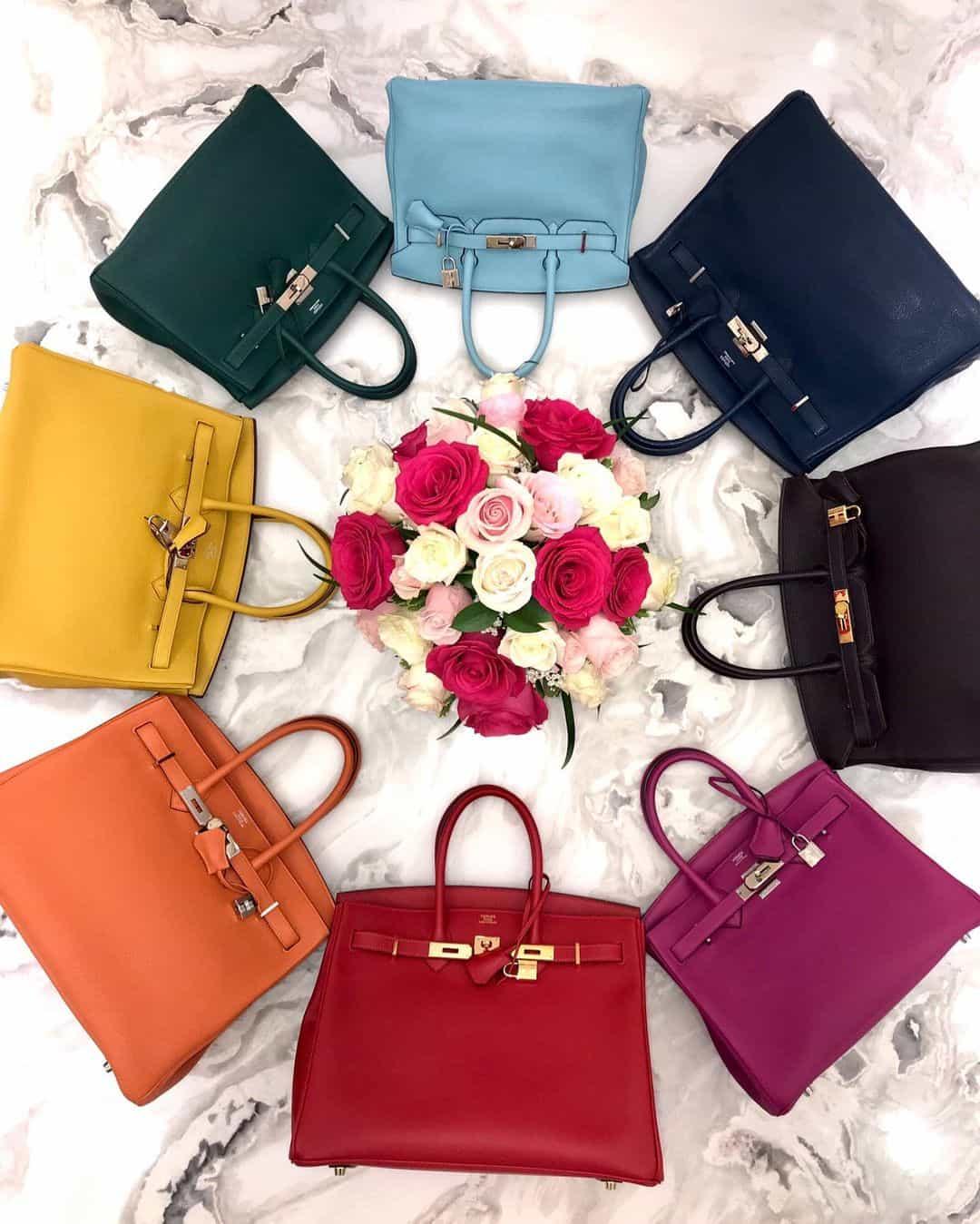 Hermes Birkin Collection